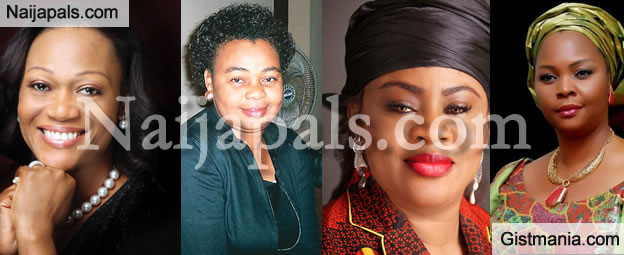 Photos Of All The Beautiful Female National Lawmakers In Nigerian National Assembly