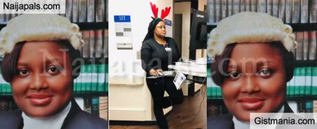 Meet Zynnnie, The Nigerian Lady Who Is Lawyer & Is Now Training As A Medical Doctor (Photos)