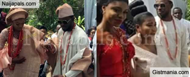 Photos From Ghanaian Singer, Becca Wedding To Tobi Sanni Daniel (Video)