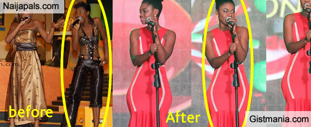 Did Popular Ghanaian Singer, Becca Get A Hip Surgery? Checkout Before and After Photos