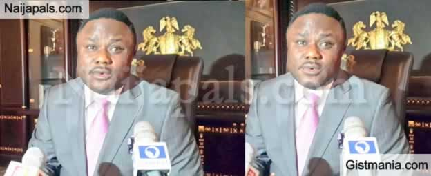 Governor Ben Ayade Fires Back At APC For Shaming Him Over His Decision To Return To School