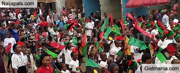 Biafran Kids Set To Stage Protest At Fed. High Court Abuja In Solidarity With Nnamdi Kanu
