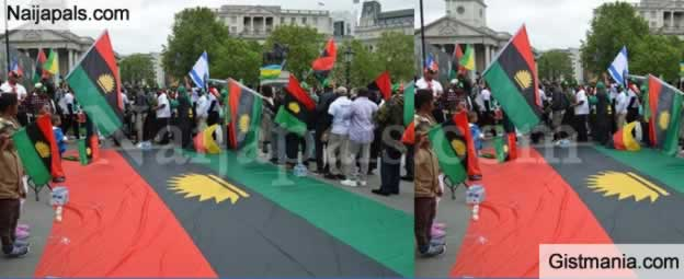 MASSOB's 19th Bloody Anniversary : 2 Killed, 15 Injured, 10 Arrested In Onitsha