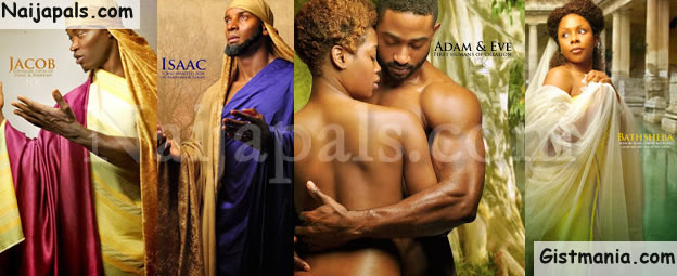 RECREATION! If Bible Characters Were To Be Black, This Is How They Are Going To Look Like (AGREED?)