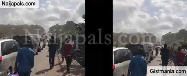 Edo Billionaire Julian Osula Ordered Chopper To Pick Him After Spending Hours In Traffic Gridlock