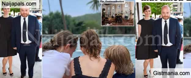 Billionaire Behind Online Clothing Asos Lost Three Out Of Four Children In Sri Lanka Easter Attack