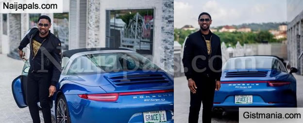 I Started Church With A Pair Of Jeans - Stylish COZA Pastor, Biodun Fatoyinbo Shares His Story