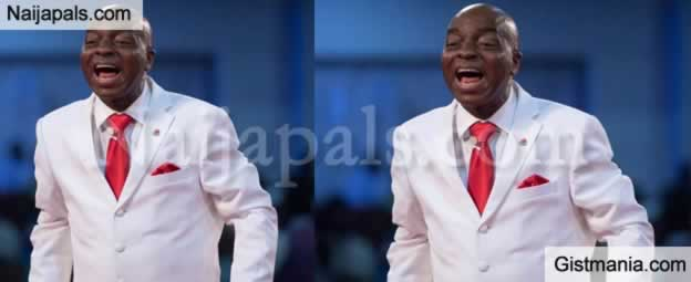God Swore To Make Me Rich Because I Gave Him My Car To Spread The Gospel Many Years Ago – Bishop Oyedepo