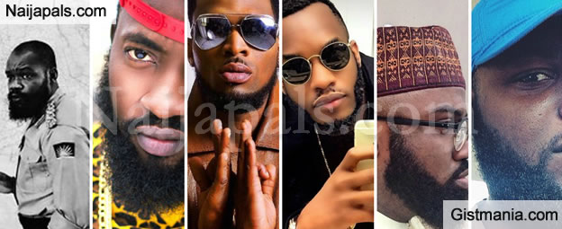 BEARD GANG! Surveys Reveal That Men With Beards Are More Likely To Cheat, Steal, Lie & Be Criminals