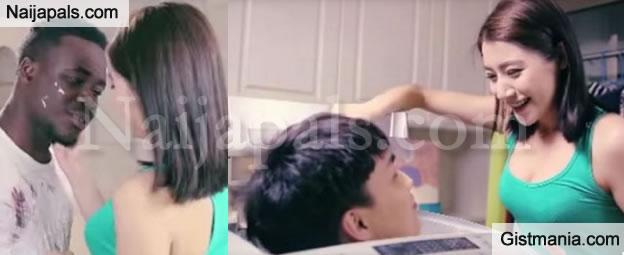 This Chinese Detergent Commercial Is The Most Racist Advert Ever
