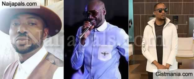"""If You Won't Sue Me, Then Shut Up,"" - Tuface Tells Blackface"