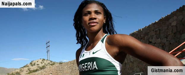 Star Girl, Blessing Okagbare Wins Gold In Womens 100M At The Commonwealth