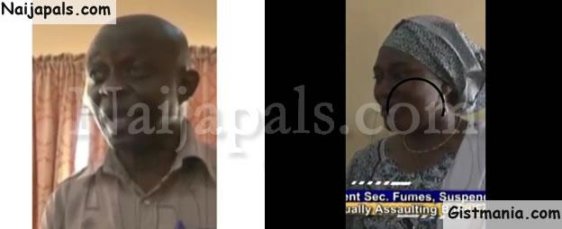 Two Teachers, Ilo Chukwuma & Ebenezer Olateju Rape Blind Students&#059; First Lady, Aisha Buhari Reacts
