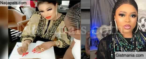 Photo: Nigerian Barbie, Bobrisky Bags An Endorsement With Payporte