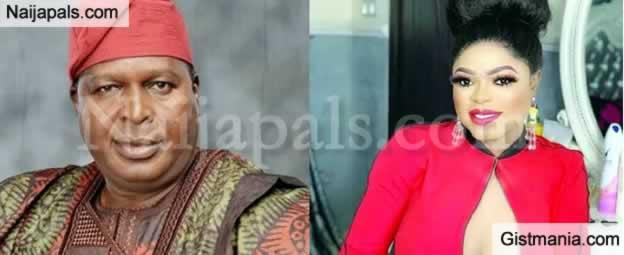 If You See Bobrisky On The Street, Beat Him Up Ruthlessly -  Otunba Olusegun Runsew