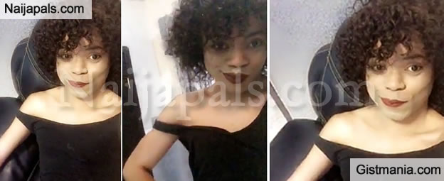 Nigerian Male Barbie, Bobrisky Has Got The Internet Buzzing With His Brand New Hairstyle (Photos)