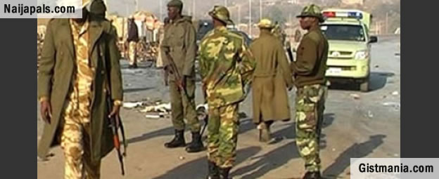 BREAKING: Soldiers Displaced As Boko Haram Storm Adamawa Town, Scores Killed