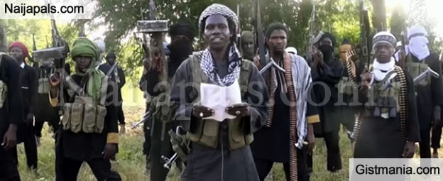 Boko Haram Shows Off Combat Readiness While Confirming Allegiance With ISIS - Photos