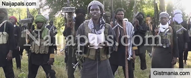 BREAKING! Boko Haram Releases New Video, Reaffirms Allegiance To ISIS (Photos)