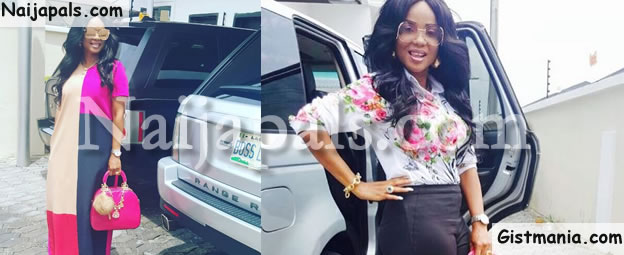 Ladies, Not Every Man Who Cheats On You Is Bad - Actress Iyabo Ojo