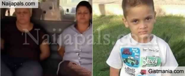 Woman And Her Lesbian Friend Behead A Young Boy For Reminding Mother Of His Father