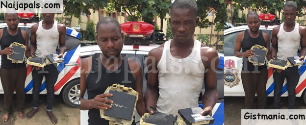 'It Takes Me Four Minutes To Steal A Vehicle's Brain Box' – Suspect
