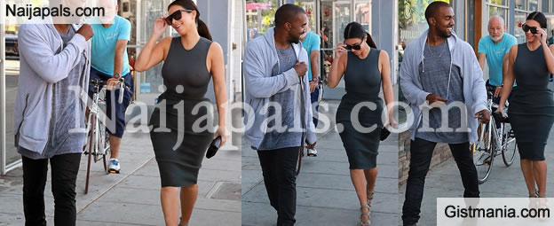 'How Kanye West Encouraged Me On Nood Photo Shoot' – Kim Kardashian