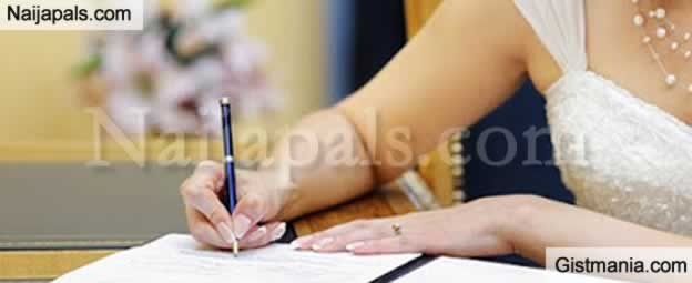 My Mother-In-Law Is Asking Me To Sign A Contract Of Having one Child- Bride Reveals