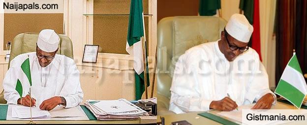 BREAKING NEWS! President Buhari Finally Approves Licenses For Online Radio & TV