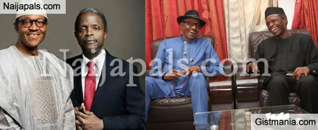 Buhari And Osinbajo Declared Only Their Belongings&#059; Not Their Asset - PDP