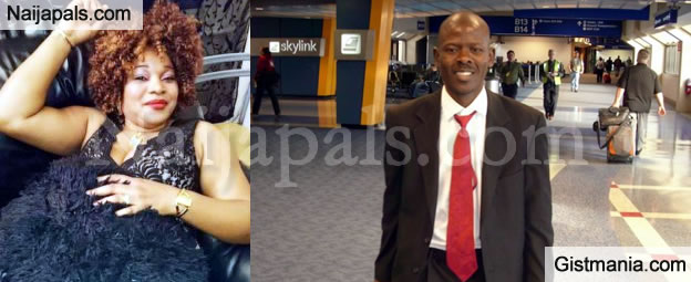 Yoruba Man and Woman Living In London and Texas Rain Curses On Each Other After Splitting (LISTEN)