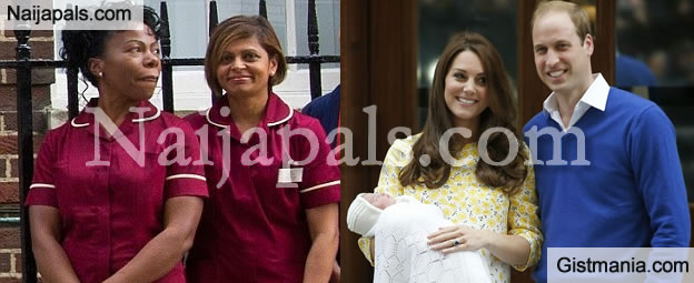 Meet The Calm Midwives Delivered Duchess Kate Middleton' Baby Princess [Photos]
