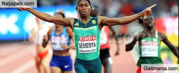 """I Had To Walk Nood To Prove To People I Was A Girl"" – Caster Semenya Reveals"
