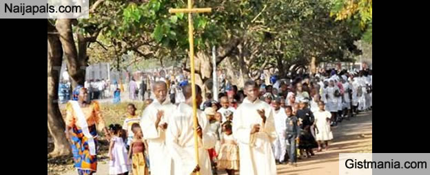 TRAGIC!! Youths Stab Catholic Priest And Beat Him To A State Of Coma In Anambra
