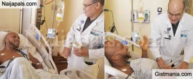 Nollywood Actor, Charles Okocha Undergoes A Successful Emergency Surgery In The U.S