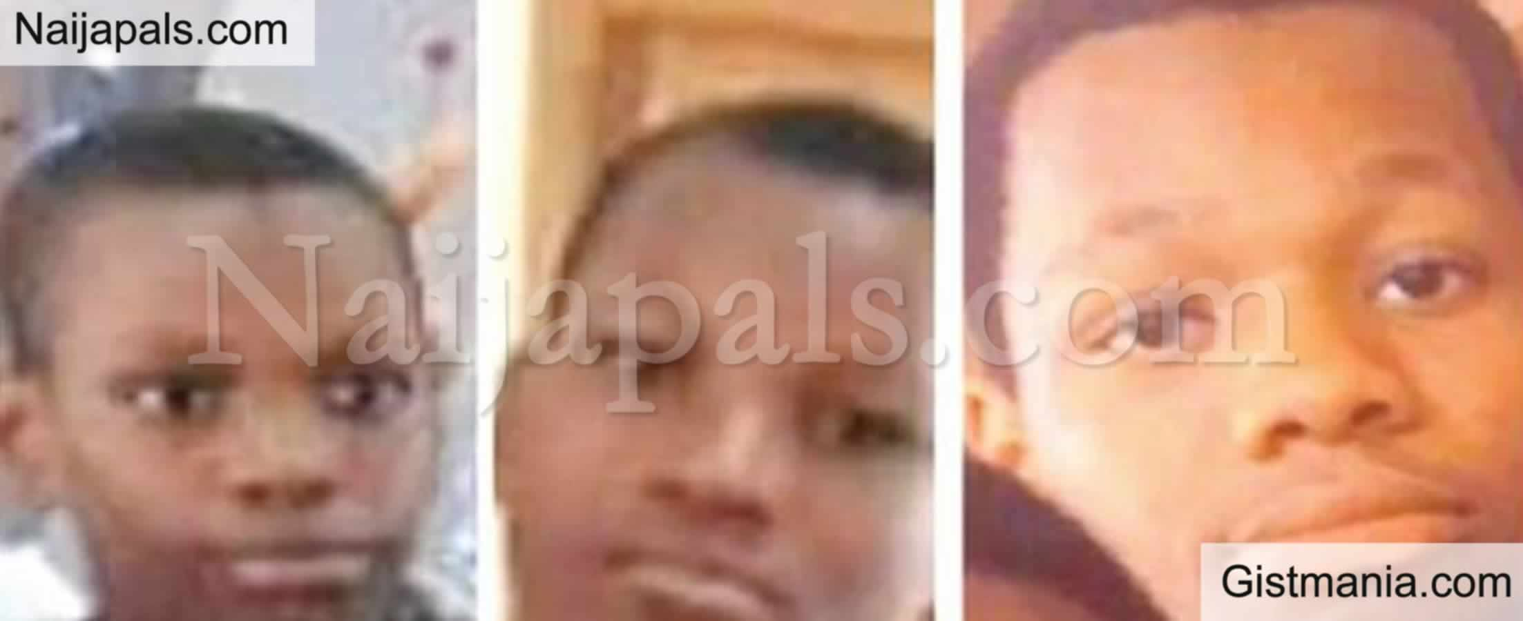 Photos: 4 children die after they accidentally locked themselves in parent's car