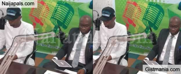 JUST IN!: House Of Reps Candidate, Chima Anyaso Blasts Benjamin Kalu During Live Debate In Abia State