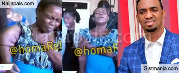 REAL OR FAKE? Woman's Distorted Arm Grows Back as Pastor Chris Okafor Prays For Her (Video)