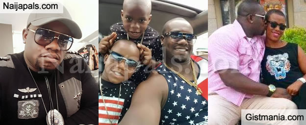 Though He Was A Serial Cheater and Woman Beater - Chuks Okebata's Wife Denies Killing Him