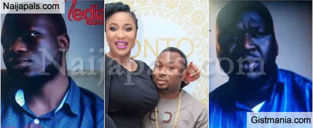 Brother-in-law Of Actress, Tonto Dikeh And Family's CSO Speaks On Her Marital Crisis (Video)