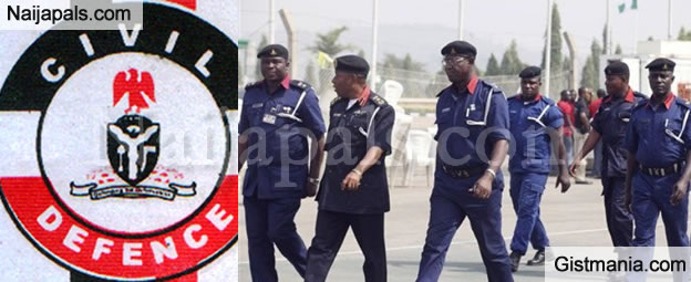 Nigeria Security And Civil Defence Uncovers 2 Bomb-Making Factories In Dikwa, Borno State