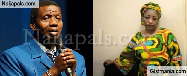 Top Female Civil Servant Nabbed By EFCC Confess To Paying N60m Tithe To Pastor Adeboye (Photo)