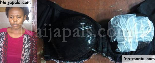 Brazil-based Nigerian Hairstylist Arrested With Cocaine Hidden In Her Bra (Photos)