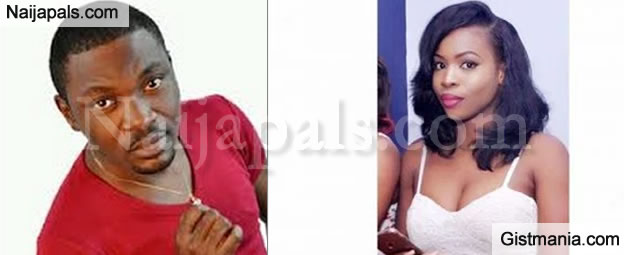 Popular Comedian, Buchi Proposes To His Girlfriend In The Most Unique Way - WATCH
