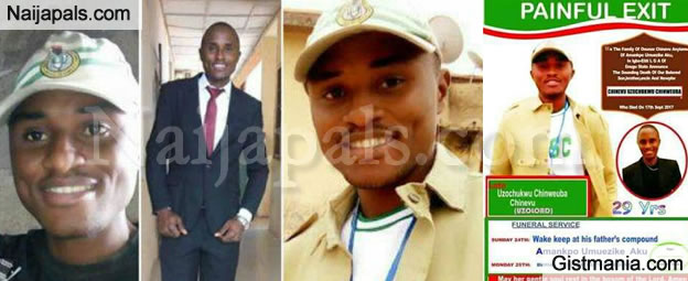 Very Sad! 29-year-old NYSC Corps Member Suddenly Slumps And Dies While Playing Basketball