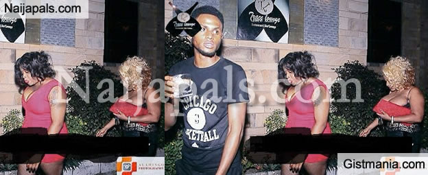 PHOTOS: Cossy Orjiakor Narrates The Story On The Alleged Club Fight With Uche Ogbodo