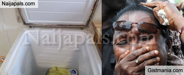 Body Of Missing 6 Year Old Boy, Found Inside Woman's Freezer in Ketu, Lagos