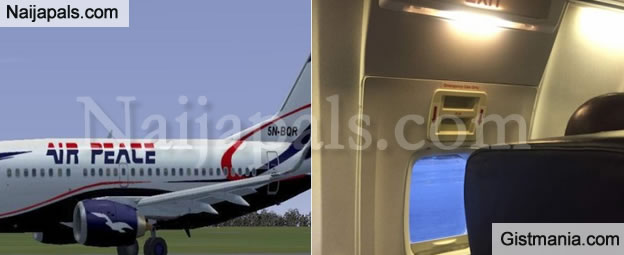 What! Air Peace De-board Passenger On the Claim That He Cannot Communicate In English Regards Safety