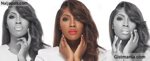 Tiwa Savage Looking So Hot On Stage In South Africa Tonight