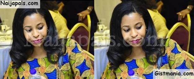 Check Out This New Stunning Photo Of Yemi Osinbajo's Daughter, Damilola